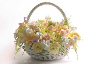 цветочный дизайн в интерьере