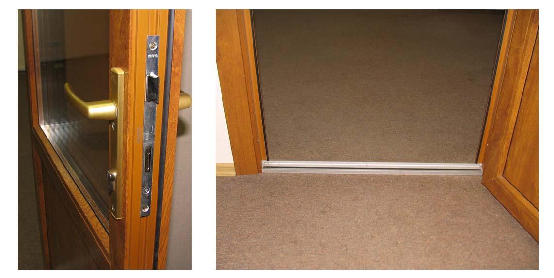 Что такое дверные пороги