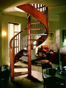 винтовая лестницы для дома
