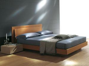итальянская кровать для спальни