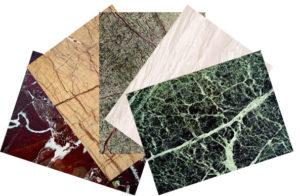 Особенности мраморной плитки