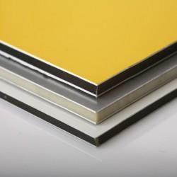 Алюминиевые композитные панели с покрытием