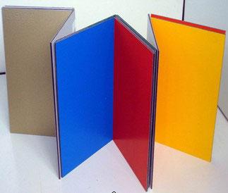 ПЭ покрытие для алюминиевых композитных панелей