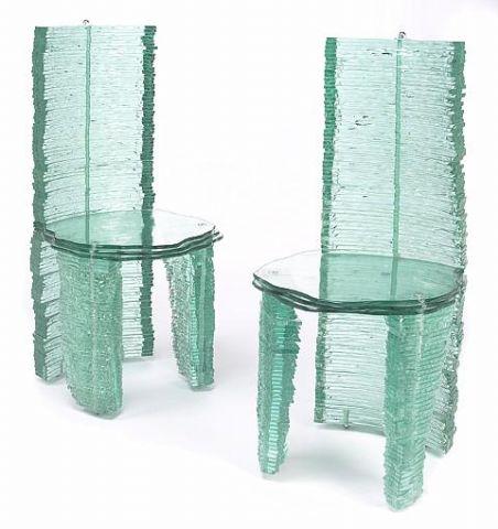 Стеклянные кресла фото картинка фотография