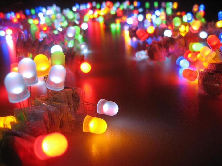 Светодиодные лампочки фото