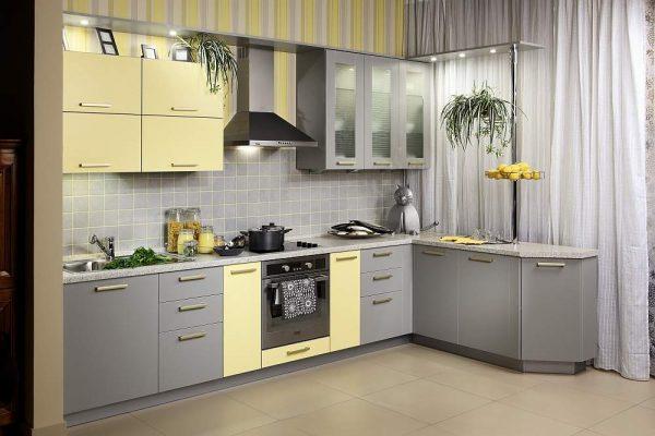 Выбираем мебель для кухни эконом класса